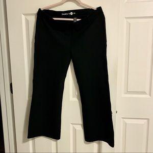 Betabrand dress yoga pants, XL petite